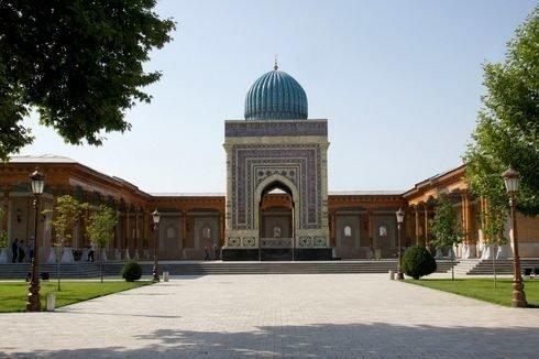 AL BUKHARI tour Uzbekistan - Muslim tour to Uzbekistan